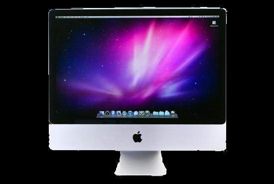 מחשבי iMac - מחשב משולב+מסך