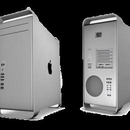 Mac Pro Two 2.4GHz Quad-Core Intel
