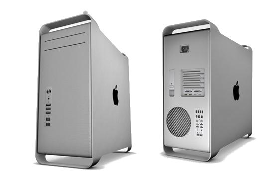 חם מהתנור Mac Pro החדשים!