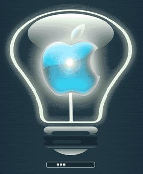 Boot your Macintosh using CD,DVD