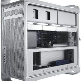 מק פרו Single 2.66Ghz (שנת 2009) עם 16 ג'יגה זיכרון